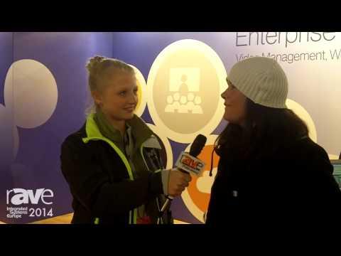 ISE 2014: Katie Interviews Nicole of Mediasite