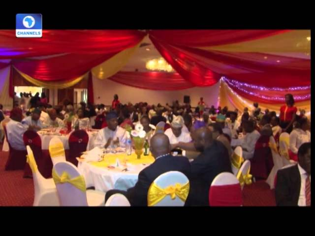 Metrofile: GCU Old Boys Association Organises 2014 Luncheon Party
