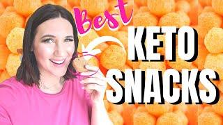 ONLINE SHOPPING BEST KETO SNACKS & KETO SWEETS