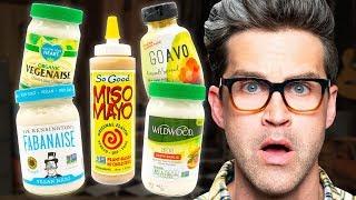 Vegan Mayo Taste Test