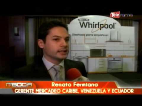 Whirpool La cocina de tus sueños un nuevo concepto con innovaciones tecnológicas