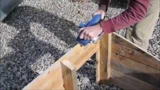 Play comment faire une niche pour chien avec des palettes - Fabriquer une niche pour chien avec des palettes ...