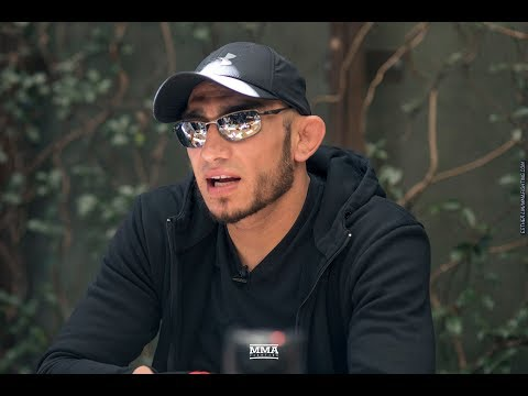 Tony Ferguson UFC 216 Media Lunch Scrum - MMA Fighting