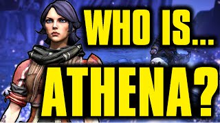 Who is Athena? -Borderlands the Pre-Sequel [Back story and info]