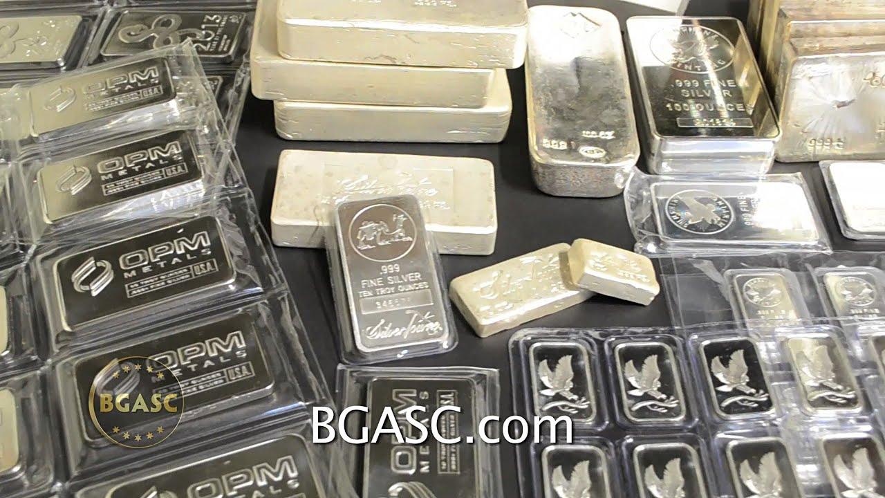 Silver Bullion Wallpaper Bgasc.com Silver Bullion Bars