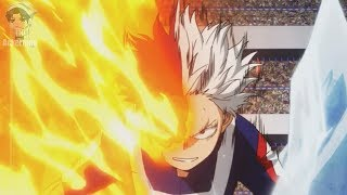 Todoroki vs Midoriya (luta épica) - Análise Boku no Hero Academia 2 episódio 10
