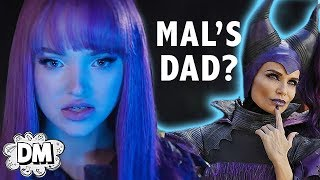Descendants 3: Who Could Be Mal's Dad?   Dream Mining