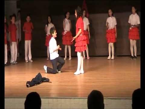 Komedi Dans-Demre Beymelek İO 5A 23 Nisan 2012.