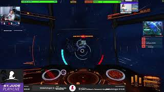 @hcs VoicePacks @VoiceAttack @EliteDangerous Thanks guys! St.Jude Play live 2/15 subs. Follwer goal