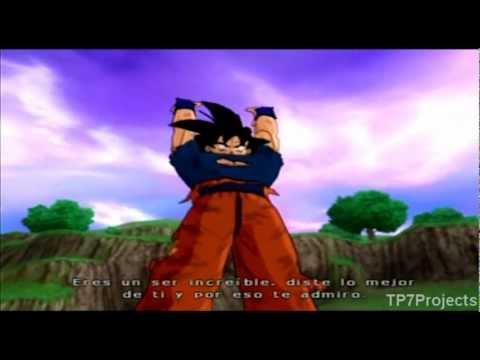 Dragon Ball Z Budokai Tenkaichi 3 Version Latino BETA 3
