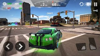 Car Driving Simulator 3D - Nissan GTR New Car Unlocked Android GamePlay