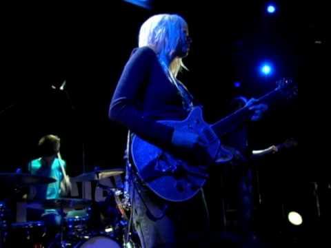 Eisley - Golly Sandra (Live)