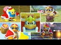 Evolution of Playable King Dedede in Kirby Games (2000 - 2018) thumbnail