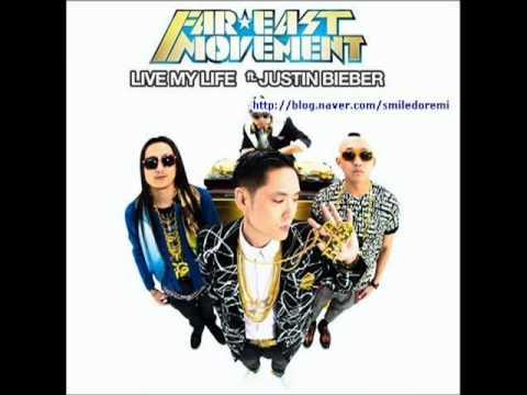 Far East Movement - Live my life(ft.yoonmirae,Tiger JK,justin bieber)