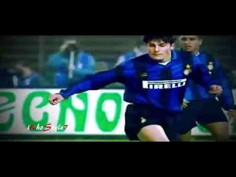 Javier Zanetti ● 4 Ever IL Capitano   Inter Legend   Best Skills & Goals   HD