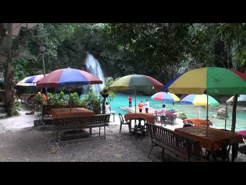 Kawasan Falls Cebu | Top Tourist Spots in Cebu Philippines