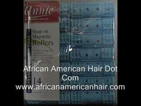 Annie Hair Rollers @ africanamericanhair.com