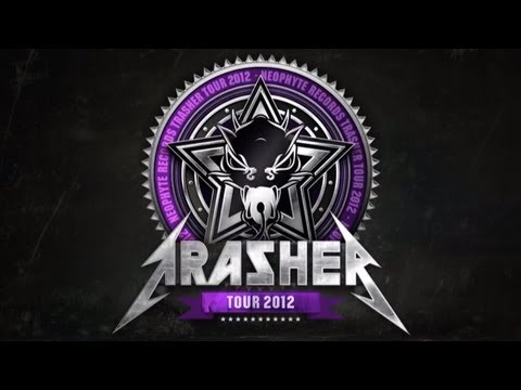 Neophyte Records - Trasher Tour 2012 - Teaser (24-04-2012)