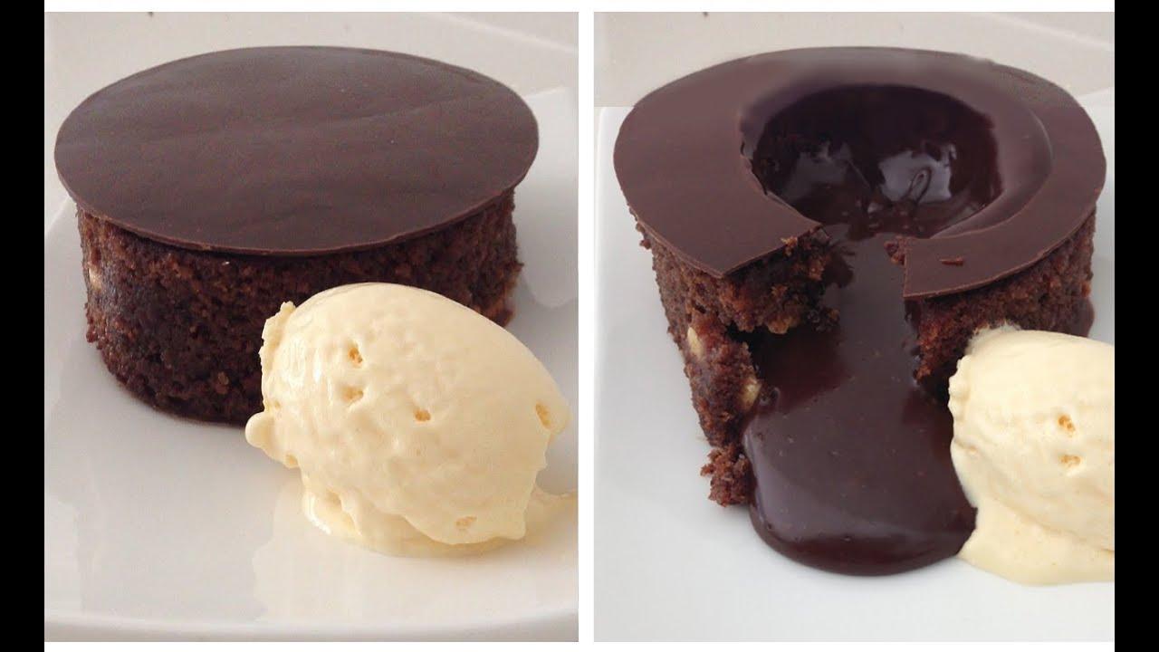 Dessert Chocolate Lava Cake Lava Cake Dessert Recipe