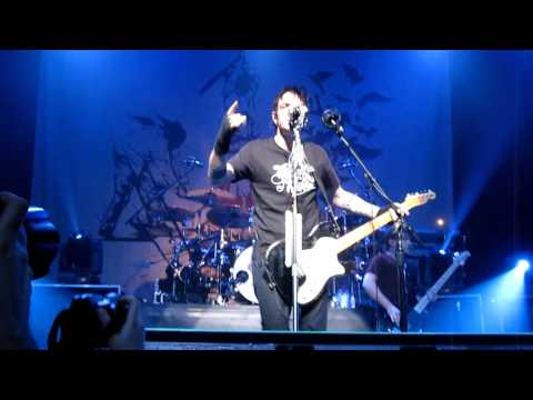 Three Days Grace - Burn Live