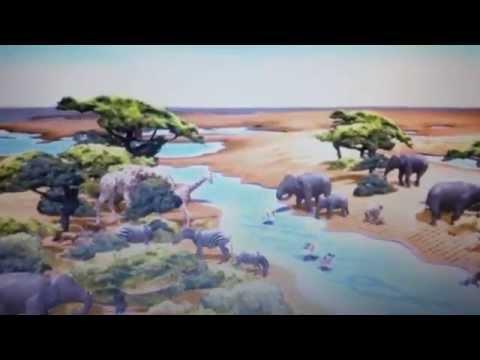 When the Arabian Peninsula was Africa