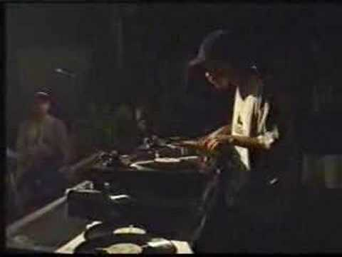 DJ Craze - DMC 1998 US Finals Routine