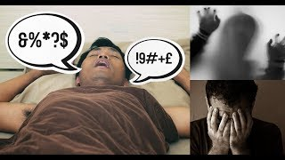 What are the Causes of Sleep Talking  | All About your Health