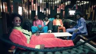 "Uhuru ft. DJ Buckz, Oskido, Professor and Uri-Da-Cunha ""Y-tjukutja"""