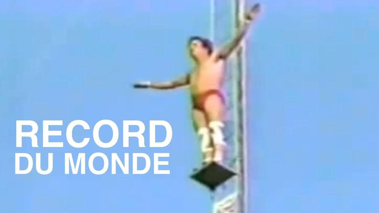Record du monde du plongeon le plus haut youtube - Les plus beaux rideaux du monde ...