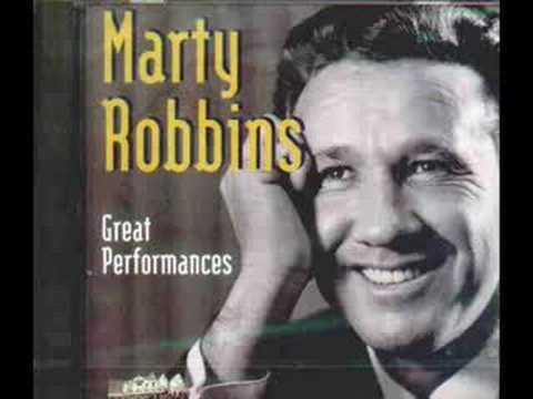 Marty Robbins - A Halfway Chance With You