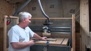 Another CNC Router Build Part One