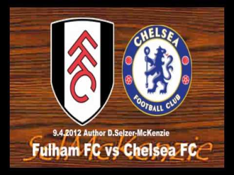 Fulham FC vs Chelsea FC 9.4.2012 SelMcKenzie Selzer-McKenzie