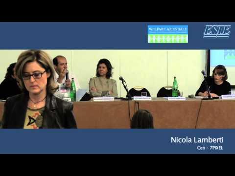 Tavola rotonda (1a parte) - Welfare Aziendale Milano 2015 - Vodafone, 7Pixel, Novartis
