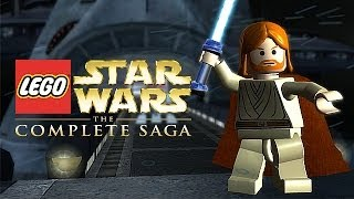LEGO Star Wars: The Complete Saga - Part 5 (Walkthrough, Commentary)
