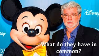 The History of Disneyland's Relationship With George Lucas
