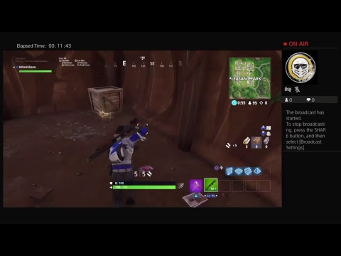 My first game playing Fortnite 12kills