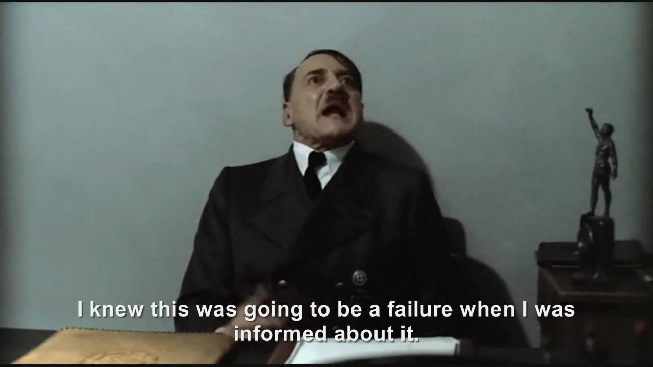 Hitler Reviews: Command & Conquer 4 Tiberian Twilight