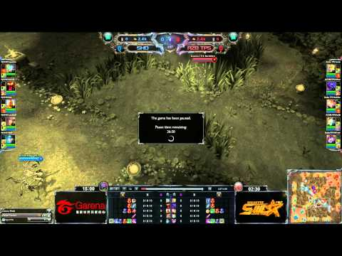 【SWL】A組 NJ SHD vs. TPS #1
