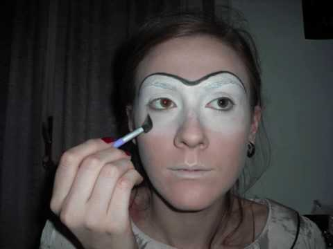 pierrot make up tutorial.wmv