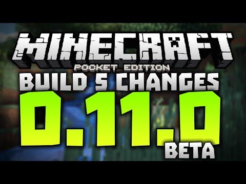 MORE STRUCTURES!!! - 0.11.0 Alpha Build 5 Changelog - Minecraft Pocket Edition 0.11.0 Beta