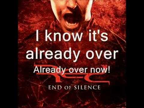 Red - Already Over