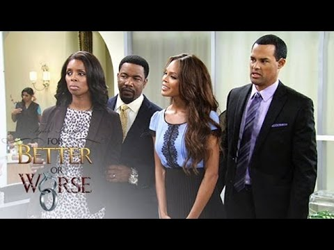 Keisha Invades Angela's Salon | Tyler Perry's For Better Or Worse | Oprah Winfrey Network video