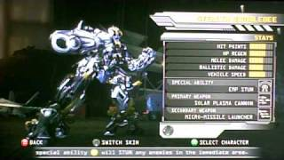 Transformers ROTF new characters and stats!