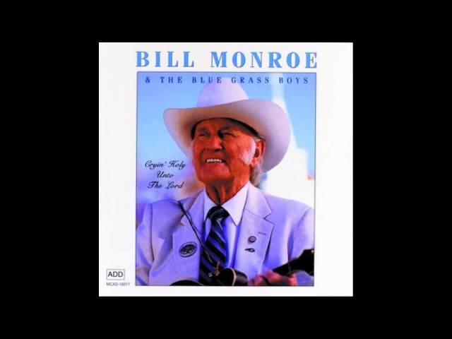 "Bill Monroe with Ralph Stanley —""Harbor of Love"""