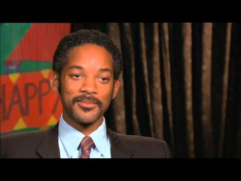 The Pursuit Of Happyness - Backstage