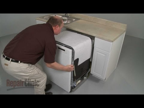LG Dishwasher Removal & Reinstall