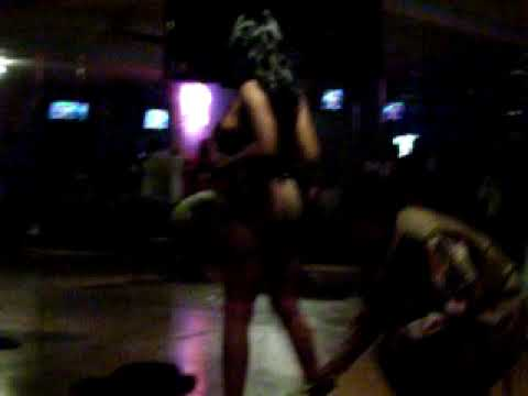 Big Booty Dancer Continous video