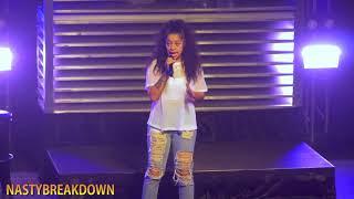 Download Lagu Ella Mai -  Boo'd Up (SweetSexySavage Tour Baltimore) Gratis STAFABAND