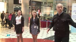 Provocare AISHOW: Flashmob pentru copiii autiști