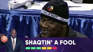 Shaqtin' Reactin'! | Shaqtin' A Fool All-Star Edition